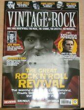 Vintage Rock Magazine Presents Elvis a Celebration 2017 40th Anniversary Tribute