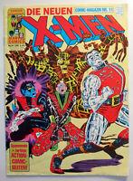 CONDOR   DIE NEUEN X-MEN   COMIC-MAGAZIN   NR. 11 - (1989-92)   Z 1-2
