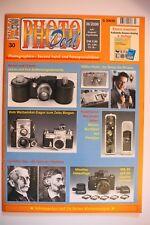 PHOTO DEAL Photodeal 30 Wirgin Edixa Kiev Casca Top Leica IIIc Kodak Meopta MfS