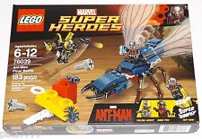 LEGO Ant-Man Final Battle 76039 antman Hank Pym Yellowjacket Yellow Jacket
