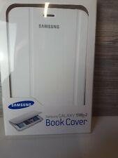 """Oficial Genuino Samsung Galaxy Tab/Pro Libro Cubierta 12.2"""" Blanco Note"""