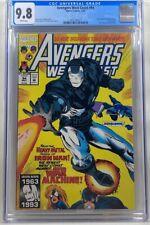 Avengers West Coast #94 - CGC 9.8 - Showcase