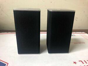 VIZIO SB3251 SB3851-C0 CO 38-Inch 5.1 SoundBar Satellite Speakers PAIR Only rear