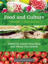 Food and Culture : A Reader by Penny Van Esterik and Carole Counihan 2012