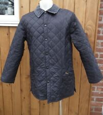 BARBOUR Liddesdale Quilted Jacket Outdoor Coat Men's Size - M