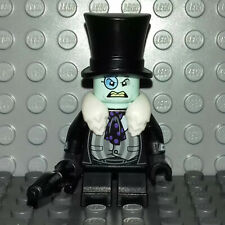 LEGO SUPER HEROES MINIFIG - SH351 - THE PENGUIN - SCOWLING FACE - FROM SET 70911