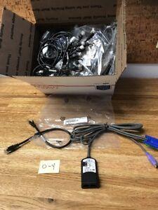 LOT OF (12) IBM SERVER Cables 39M2901 1.5M KVM CONVERSION OPTION Cables 1A Rack