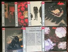 THE STRANGLERS 7 CD Set mini-LP CD (Japan) NEW