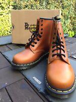 Dr. Martens 1460 Oak Analine 8 Eyes Ankle Boots UK 4(EU37), UK 5(EU38) RRP £149