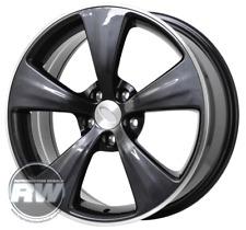 4 x 19 inch Alloy Wheel Ford Falcon XR6 XR8 AU BA BF FG FPV Dark Argent Turbo FR