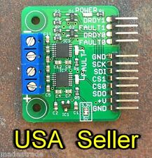 Dual MAX31856 thermocouple breakout board for 5V systems (MAX31855 upgrade)