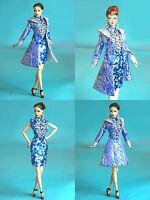 "Sherry Joe Tai 11.5-12"" doll Outfit for Baibie Silkstone Fashion Royalty (65-STO"
