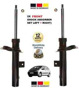 FOR CITROEN XSARA PICASSO N68 FRONT LEFT+RIGHT HAND SHOCK SHOCKERS ABSORBER SET