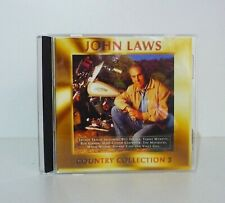 John Laws - Country Collection Vol 3 CD EXC-COND + FREE AusPost