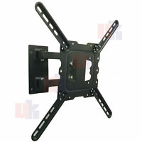 WALL MOUNT BRACKET TV LED Plasma 32 up to 55 inches Tilt Swivel HIGH QUALITY
