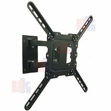 WALL MOUNT BRACKET For TV LED Plasma 32 37 42 49 50 52 55 inches Tilt Swivel