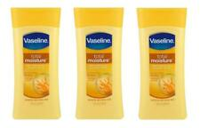 Vaseline Total Hidratante Clean Feeling Loción para Cuerpo - Lot Of 3-10 Fl. Oz.