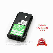 1200mAh KNB-14A KNB-15A Battery for KENWOOD TK270G TK370G TK272G TK372G TK278G