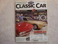 Classic Car 2010 August Cutlass history 1949 International 1962 Chevrolet
