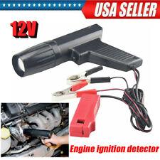 Pro Inductive Ignition Timing Light Strobe Lamp Detector Car Motor Repair Tool
