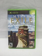 Myst III: Exile (Microsoft Xbox, 2002) Complete & Tested