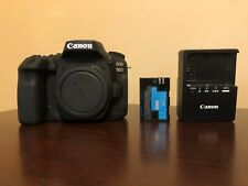 Used Canon EOS 90D 35.2 MP Digital SLR Camera (Body Only) #119