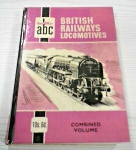 abc  British Railways LOCOMOTIVES  Combined Volume 1956 Ian Allan