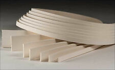 "White Cowhide Strip 3/4"" x 48"" 4523-21 1 Each"