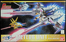 2005 Bandai 1/400 Gundam Collection Seed Destiny Meteor Unit Strike Freedom NY