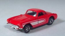 "Road Champs 57 Chevy Vette 2.75"" Die Cast Chevrolet Corvette JRI Inc 1956 1957"