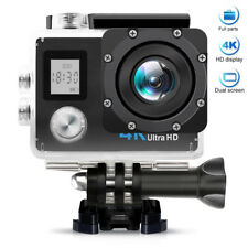 4K Wifi HD1080P Sport Action Camera DVR DV Camcorder Helmet Cam Waterproof