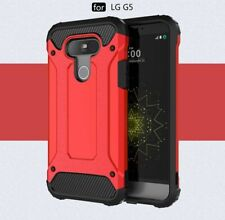 Heavy Duty Rugged Hybrid Armor PC+TPU Shockproof Cover Case For LG K4 K10 2016
