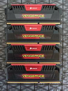 16GB (4x4GB) DDR3 CORSAIR VENGEANCE PRO SERIES 2400MHz RAM Arbeitsspeicher