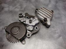 1986 Honda XR250R XR250 XR 250 R Dirt Bike Engine Oil Pump Parts Filter Cover A4