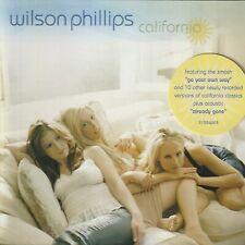 Wilson Phillips - California - CD