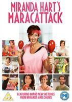 Miranda Hart - Maracattack DVD NEW dvd (2EDVD0856)