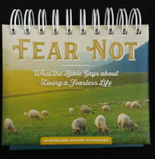 Fear Not What The Bible Says About Living Fearless Life Perpetual Calendar New