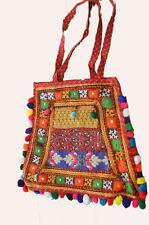 NEW TRIBAL HANDMADE HIPPY/BOHO COLOURFUL UNIQUE EMBROIDERED SHOULDER BAG