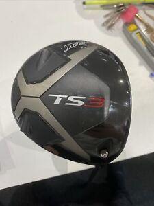 Titleist TS3 Driver 10.5 HZRDUS 5.5 Smoke