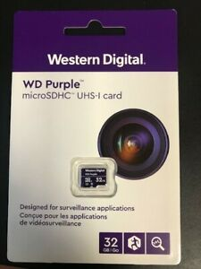 32GB microSDHC UHS-I Card- Ideal for the serious trail camera user or hunter!!