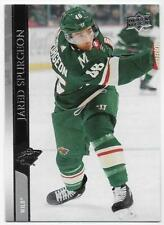 2020-21 Upper Deck #93 Jared Spurgeon - Minnesota Wild