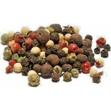 Rainbow 5 Peppercorns Whole Pepper Spicy Red Green White Pink Allspice