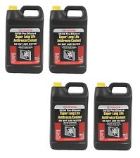 4 Gallons Pack for TOYOTA Engine Coolant Antifreeze Fluid Pink 50/50 Premixed