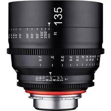 Rokinon Xeen 135mm T2.2 Lens for Canon EF Mount Cine Cinema XN135-C