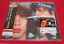THE ROLLING STONES - BLACK AND BLUE - JAPAN JEWEL CASE SHM CD - UICY-91483