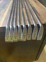 Lynx Tigress S/P Iron Set 3-PW  RH  Factory Ladies Steel