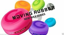 GATSBY MOVING RUBBER HAIR WAX SERIES 15g 80g TRAVEL KIT MADE IN JAPAN 100%