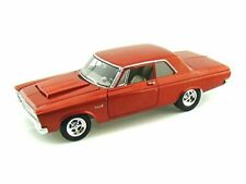 1965 Plymouth Belvedere Sedona Orange 1/18 Scale By Highway 61 50909