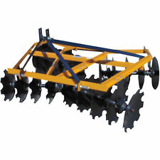 King Kutter Angle Frame Disc Harrow-5 1/2-ft Combination #18-16-G-C-Yk