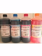 4 Pack Edible Ink Refill Kit for Canon Epson Printers 4000ml Ink Bottle